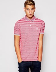 Henri Lloyd Caston Regular Polo Red