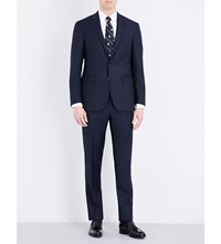 Polo Ralph Lauren Custom Fit Wool Blend Suit Classic Navy