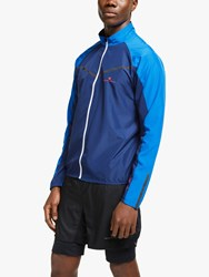 Ronhill Stride Windspeed 'S Running Jacket Electric Blue Mid Blue