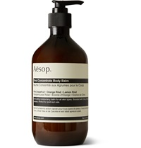 Aesop Rind Concentrate Body Balm 500Ml Green