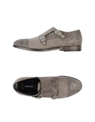 Lo.White Lo. White Loafers Grey