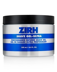 Zirh Shave Gel Ultra Performance Infused 250 Ml No Color