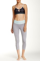 Roxy All Around Capri Legging Gray