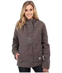 Carhartt Sandstone Berkley Jacket Taupe Gray Women's Jacket