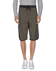 Public School Bermudas Military Green
