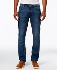 Ring Of Fire Men's Relic Straight Fit Jeans City Wash