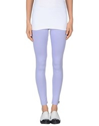 Le Coeur De Twin Set Simona Barbieri Trousers Leggings Women Lilac