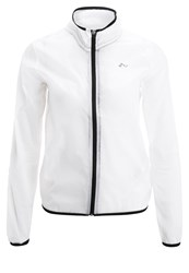 Only Play Onpdafne Sports Jacket White