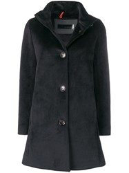 Rrd Single Breasted Coat Blue