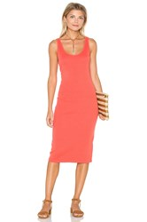 Nation Ltd. Gayle Tank Dress Coral