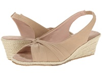 Fitzwell Sally Khaki Solid Fabric Women's Shoes