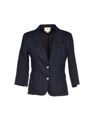 Band Of Outsiders Blazers Dark Blue