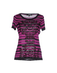 Pennyblack Topwear T Shirts Women Purple