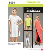 Simplicity Women's Tunic Sewing Pattern 8094