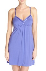 Women's Midnight By Carole Hochman V Neck Chemise