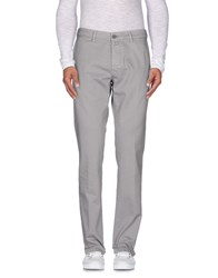 Re.Bell Trousers Casual Trousers Men Light Grey