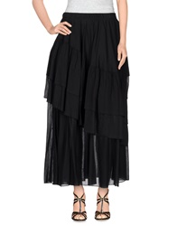 Aniye By Long Skirts Black