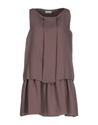 List Dresses Short Dresses Women Khaki