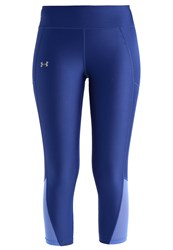 Under Armour Fly By Tights Heron Blue