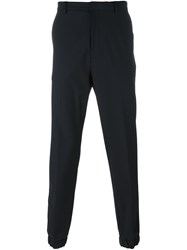 Kenzo Tapered Trousers Blue