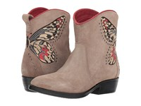 Laredo Flutter Taupe Cowboy Boots
