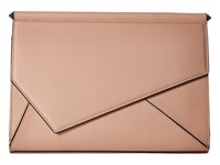 Kendall Kylie Ginza Clutch Rose Gold Clutch Handbags