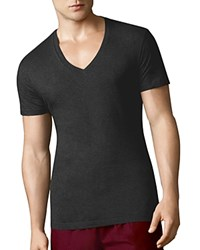 Polo Ralph Lauren V Neck Tees Pack Of 3 Greys