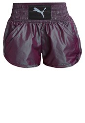 Puma Explosive Sports Shorts Plum Perfect Purple