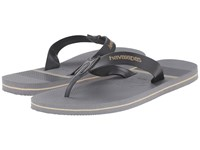 Havaianas Urban Craft Flip Flops Steel Grey Men's Sandals Gray