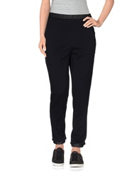 Es'givien Casual Pants Black