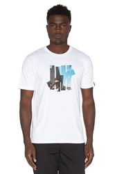 Undefeated Youth 5 Strike Tee White
