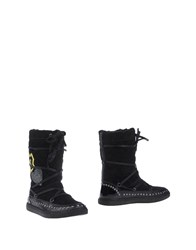 Galliano Footwear Ankle Boots Black