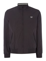 Fred Perry Men's Brentham Jacket Black