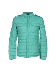 Invicta Coats And Jackets Jackets Men Light Green