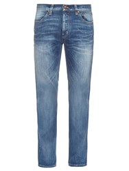 Michael Bastian Slim Leg Denim Jeans