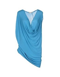 Fly Girl Sweaters Azure