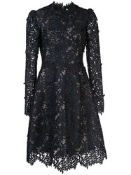 J. Mendel Guipure Lace Cocktail Dress 60