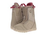 Burton Moto Est '17 Khaki Print Men's Cold Weather Boots Beige