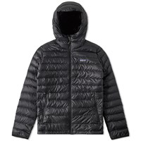 Patagonia Down Sweater Hoody Black