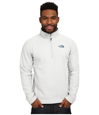 The North Face Sds 1 2 Zip Pullover High Rise Grey Men's Long Sleeve Pullover Gray