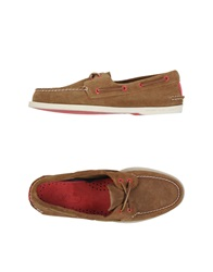 Sperry Top Sider Moccasins Grey