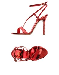 Icone Sandals Red