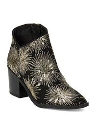Kenneth Cole Reaction Cue The Music Booties Black