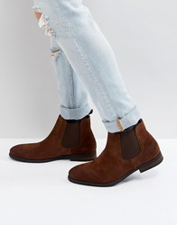d831a7a5330 Call It Spring Andler Suede Chelsea Boots In Tan Brown