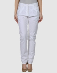 Circle Of Trust Dress Pants White