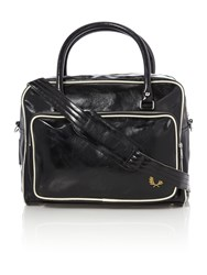 Fred Perry Holdall Black