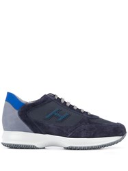 Hogan Panelled Low Top Sneakers 60
