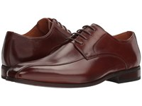 Florsheim Corbetta Bike Toe Oxford Cognac Smooth Men's Dress Flat Shoes Neutral