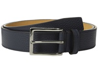 Cole Haan 35Mm Pebble Belt Navy Men's Belts