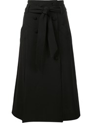 Prabal Gurung Safari Skirt Black